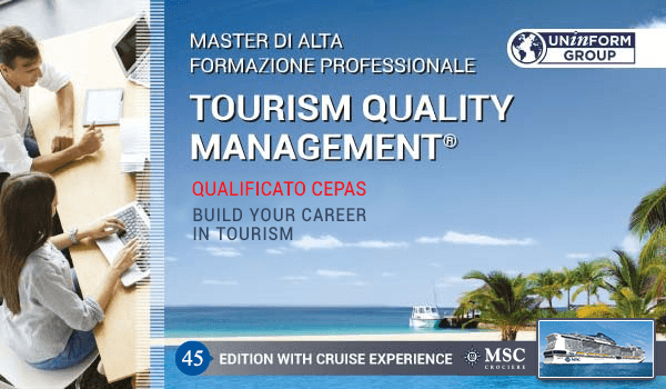 MASTER TOURISM UNINFORM GROUP - Tourism Quality Management