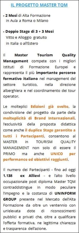 b59787181e Attestati Master Turismo - Tourism Quality Management